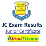 Eswatini JC Result 2021